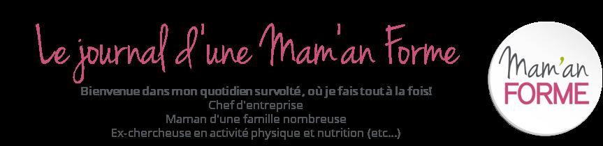 Le Journal d'une Mam'an Forme