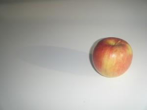 La pomme du jour