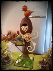 Le Daniel Rennes - Oeufs en chocolat