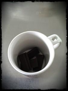 Recette Mugcake Chocolat Caramel