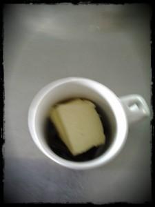 Recette Mugcake Chocolat Caramel - Beurre