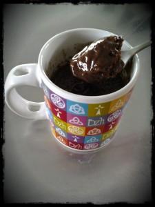 Recette Mugcake Chocolat Caramel Délicieux