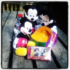 Les cadeaux offerts par Disneyland Paris!