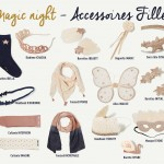 Accessoires Tenue Noël Fille Magic Night Tape à l'Oeil
