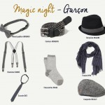 Accessoires Tenue Noël Garçon Magic Night Tape à l'Oeil