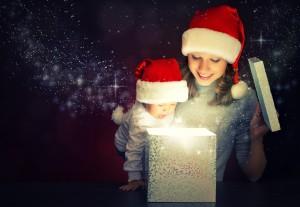 Box Cadeau Premier Noël avec Bébé