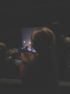 Spectacle danse Annecy avec enfants