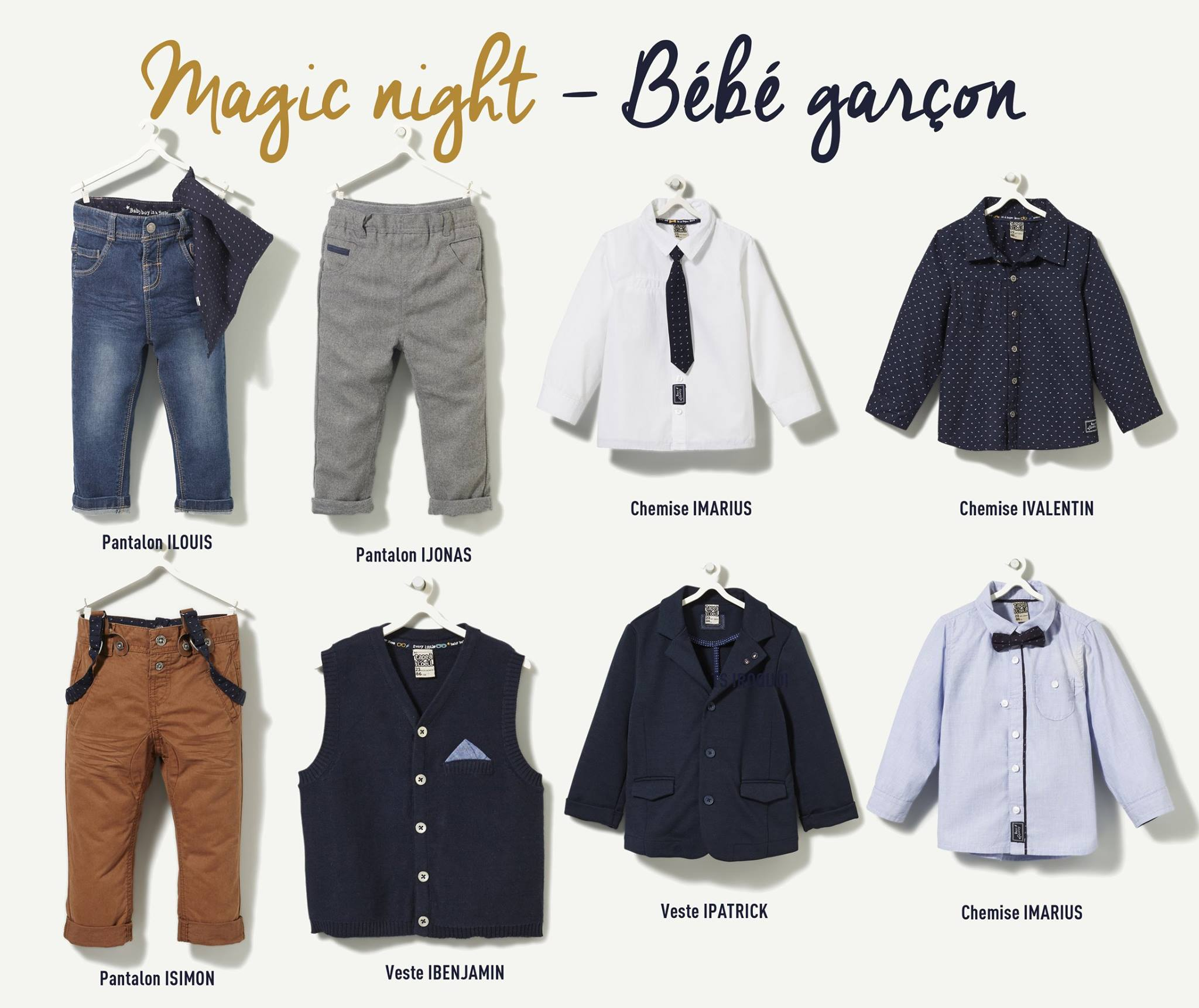 aa4d3fa057d93 Tenue Noël Magic Night Bébé Garçon Tape à l Oeil - Le Journal d une ...