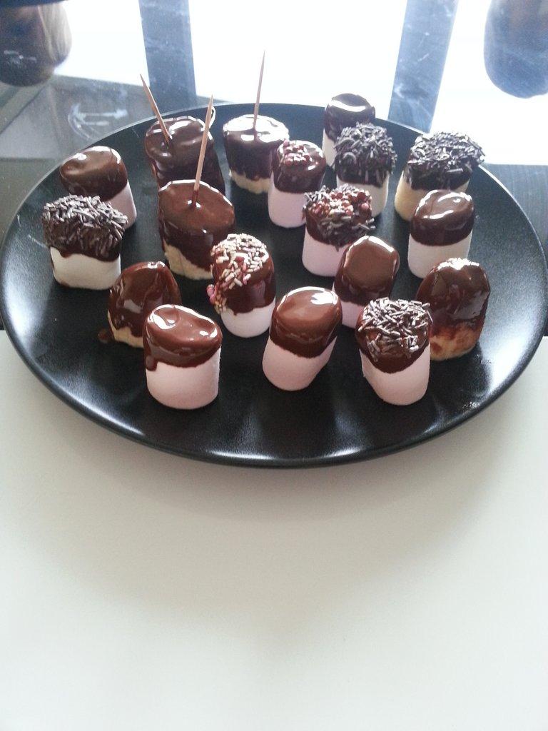 Cuisiner avec les enfants chocolat
