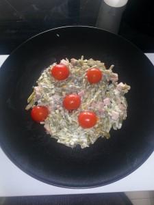 Cuisiner avec les enfants recette