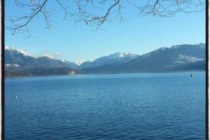 Week-end en famille - au bord du lac