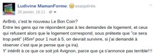 Avignon en famille - AirBnB