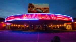 Quel hôtel choisir à Disneyland Paris - séjour hôtel Santa Fe