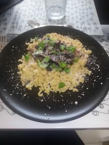 Poêlée de champignons - Panier La Ruche qui dit Oui
