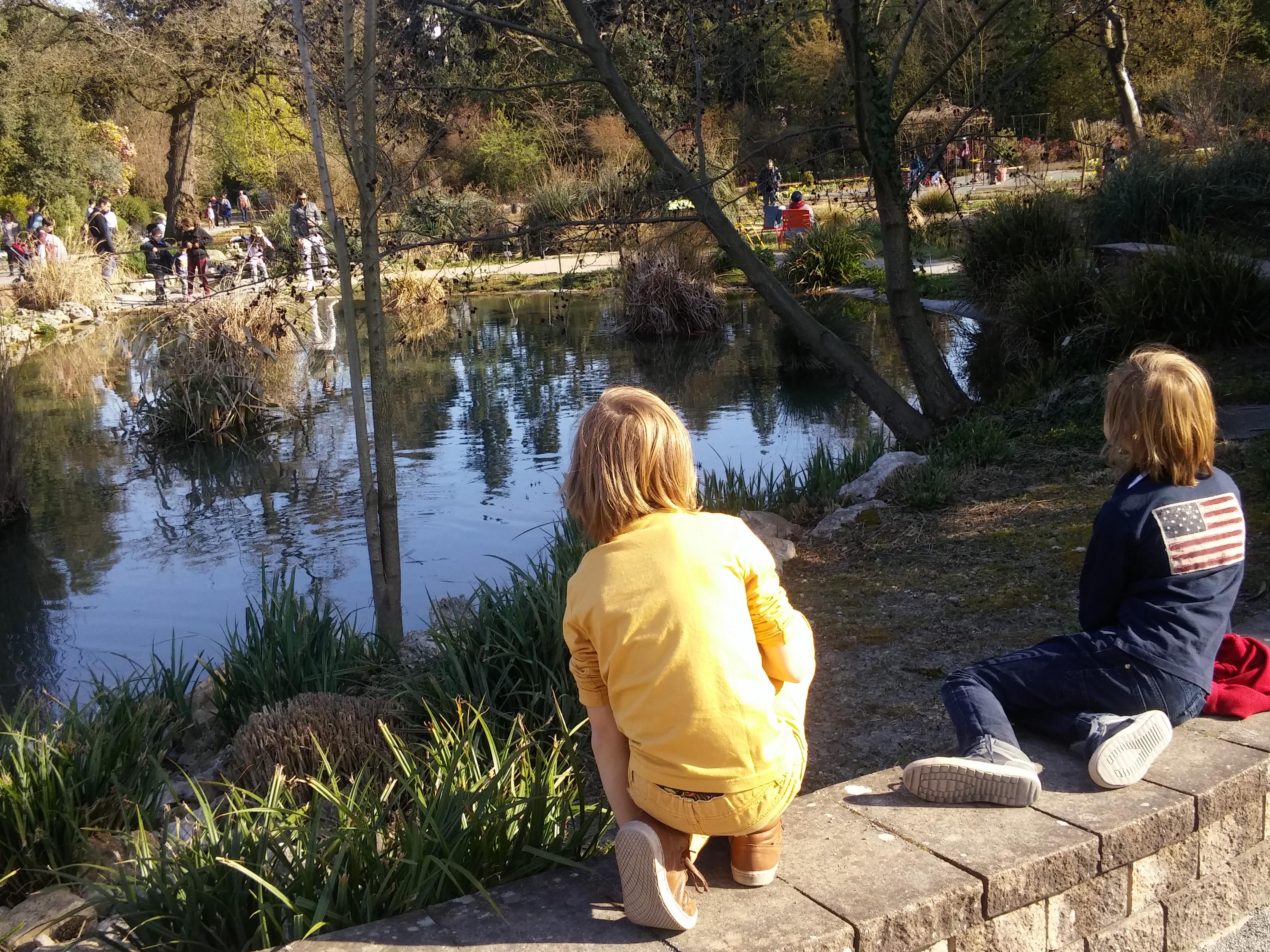 Découvrir Lyon avec les enfants – Parc de la Tête d'Or 5