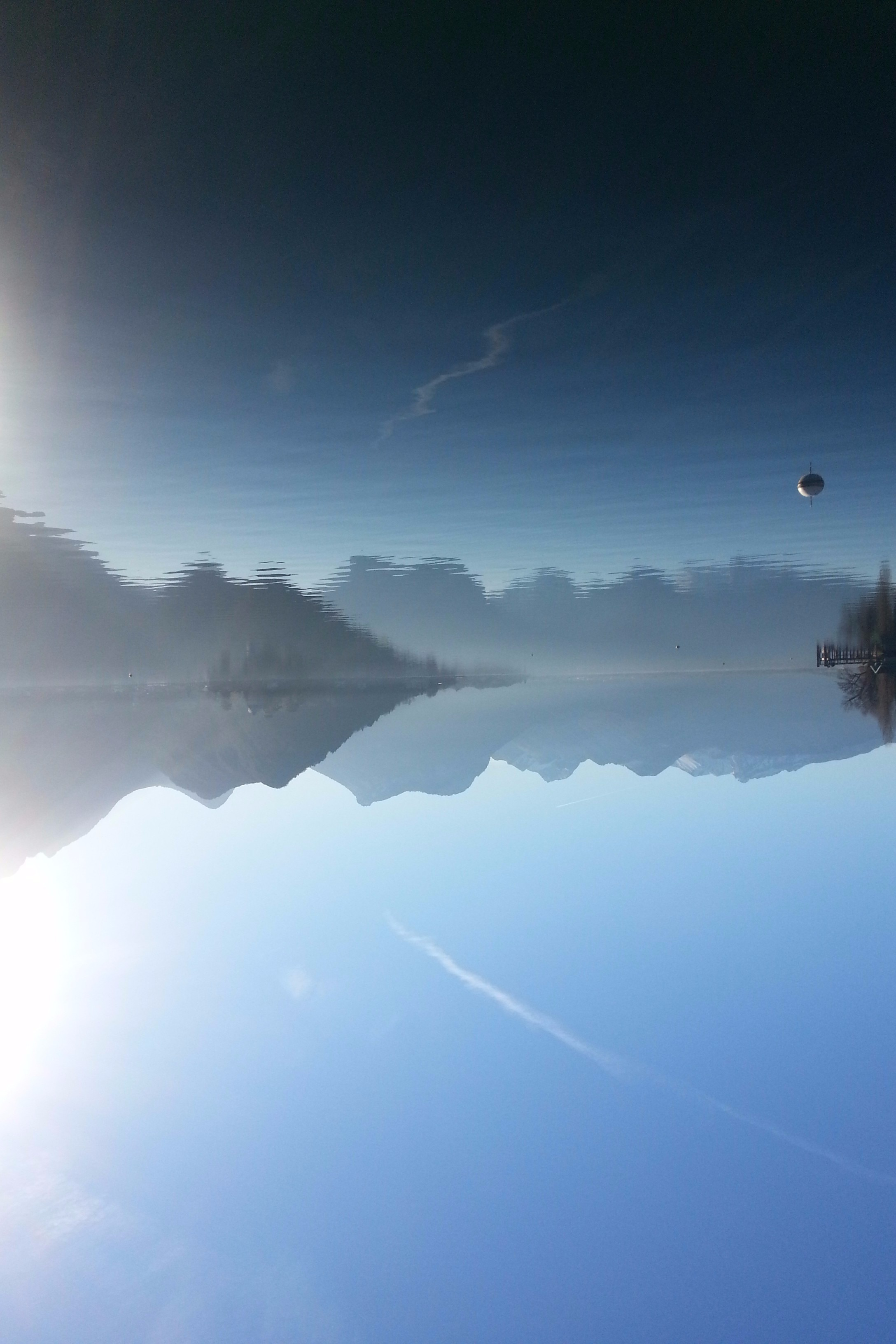 Lac_Annecy_reflet_photo_verso