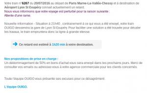 Mail 21h50 OuiGo