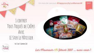 Concours LesMamansM TousToquesDeCrepes LeSter LePatissier