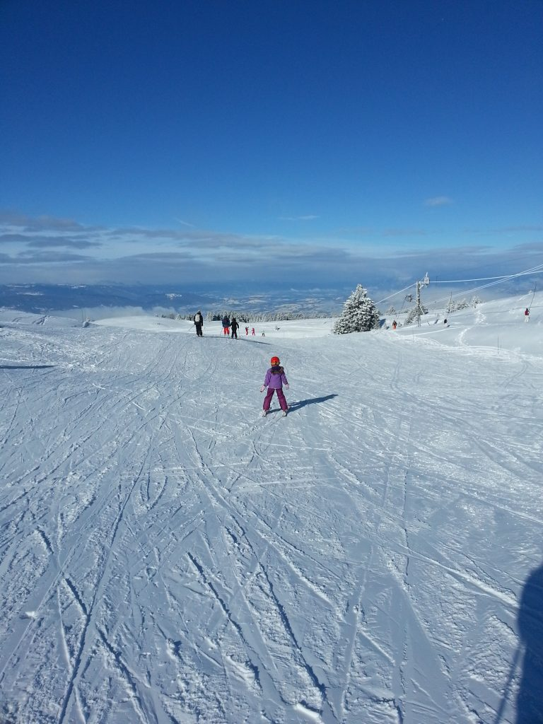 Petits Bonheurs de la semaine 1 Neige Ski