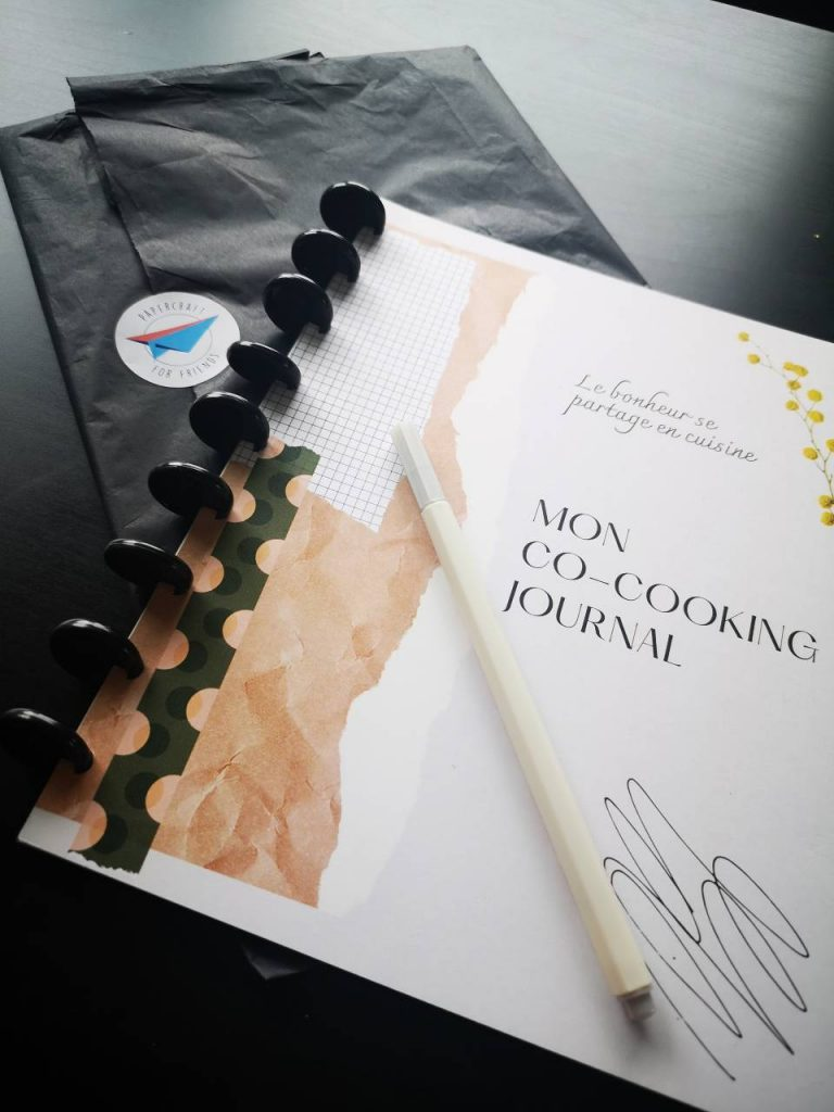 maman-forme-blog-idee-cadeau-noel-originale-cahier-de-recettes-collaboratif-co-cooking-journal-papercraft-couverture